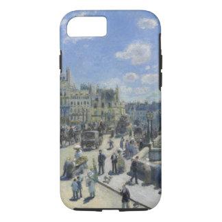 Coque iPhone 8/7 Beaux-arts de cru d'Auguste Renoir Pont Neuf Paris