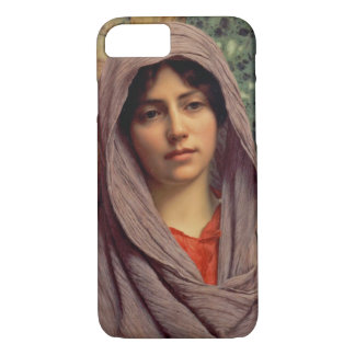 Coque iPhone 8/7 Belle brune 1918