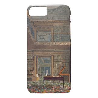 """Coque iPhone 8/7 Bibliothèque universitaire d'Eton, de la """"histoire"""