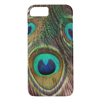 Coque iPhone 8/7 Bleu de paon Teal