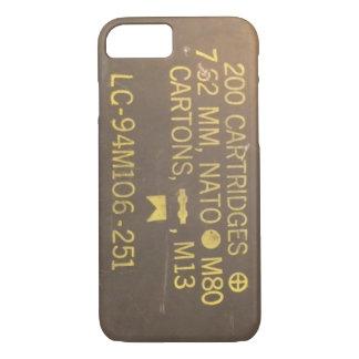 Coque iPhone 8/7 Boîte de munitions