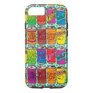 Coque iPhone 8/7 Boîtes de soda
