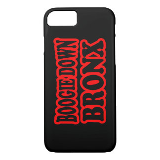 Coque iPhone 8/7 Boogie vers le bas Bronx, NYC