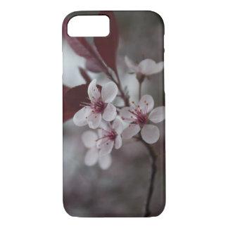 Coque iPhone 8/7 Caisse de fleurs de cerisier