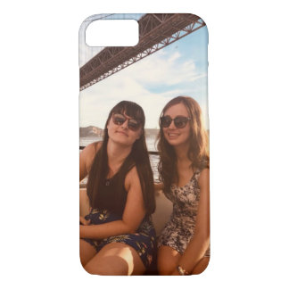 Coque iPhone 8/7 Caisse de photo de vacances