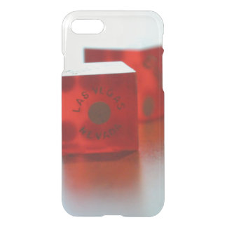 Coque iPhone 8/7 Caisse rouge de déflecteur de l'iphone 7 de