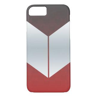 Coque iPhone 8/7 Caisse rouge de l'iPhone 7