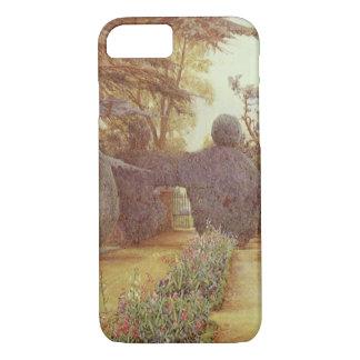 Coque iPhone 8/7 Campsea Ashe, Suffolk par Ernest Arthur Rowe