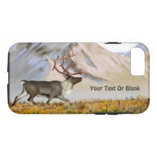 Coque iPhone 8/7 Caribou de chaîne de ruisseaux