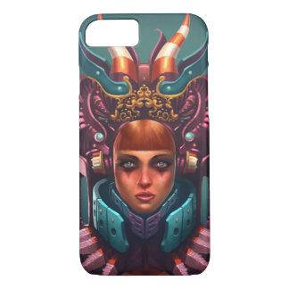Coque iPhone 8/7 Cas de la Reine de Rashah
