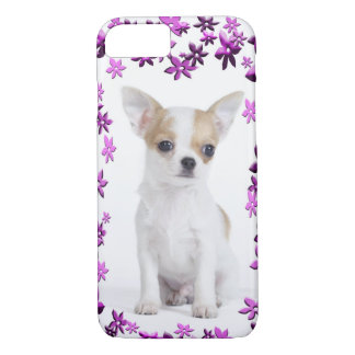 Coque iPhone 8/7 Cas de l'iPhone 6 de chiot de chiwawa