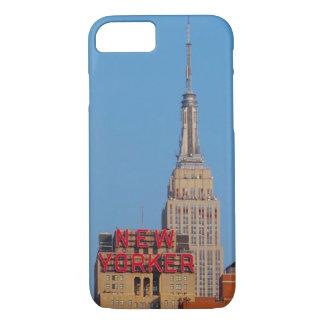 Coque iPhone 8/7 Cas de l'iPhone 6 de Newyorkais
