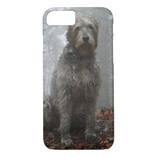 Coque iPhone 8/7 Cas de l'iPhone 7 de chien-loup irlandais