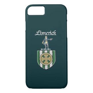 Coque iPhone 8/7 Cas de l'iPhone 7 de Comté de Limerick à peine là