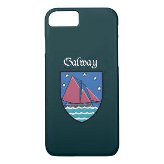 Coque iPhone 8/7 Cas de l'iPhone 7 de Galway du comté à peine là