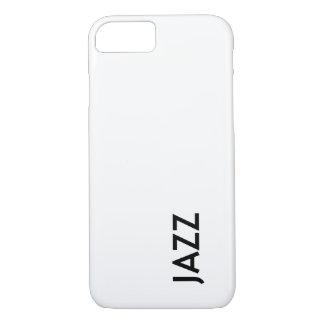 Coque iPhone 8/7 Cas de l'iPhone 7 de jazz (classique) par