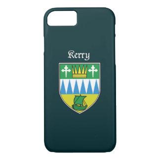 Coque iPhone 8/7 Cas de l'iPhone 7 de Kerry du comté à peine là