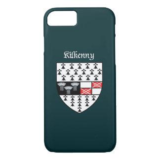 Coque iPhone 8/7 Cas de l'iPhone 7 de Kilkenny du comté à peine là