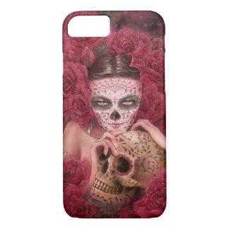 Coque iPhone 8/7 Cas de l'iPhone 7 de Las Calaveras