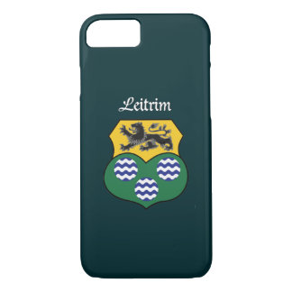 Coque iPhone 8/7 Cas de l'iPhone 7 de Leitrim du comté à peine là