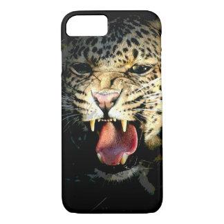Coque iPhone 8/7 Cas de l'iPhone 7 de léopard