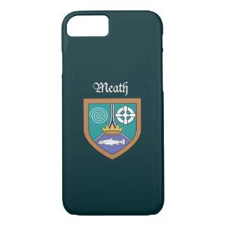 Coque iPhone 8/7 Cas de l'iPhone 7 de Meath du comté à peine là