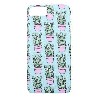 Coque iPhone 8/7 Cas de l'iPhone 7 de motif de cactus