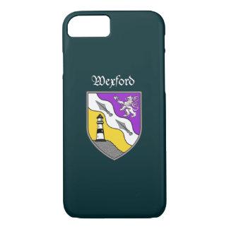 Coque iPhone 8/7 Cas de l'iPhone 7 de Wexford du comté à peine là