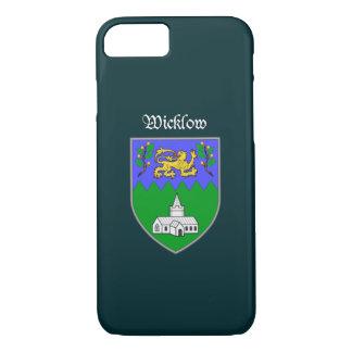 Coque iPhone 8/7 Cas de l'iPhone 7 de Wicklow du comté à peine là