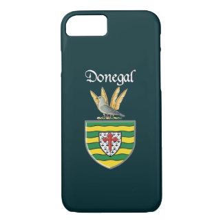 Coque iPhone 8/7 Cas de l'iPhone 7 du Donegal du comté à peine là