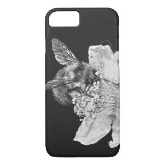 Coque iPhone 8/7 Cas de pollination de l'iPhone 7 d'abeille
