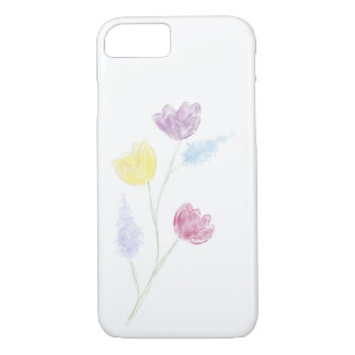 Coque iPhone 8/7 Cas de roses