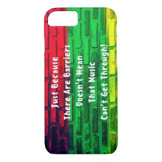 Coque iPhone 8/7 Cas de téléphone - aucunes barrières