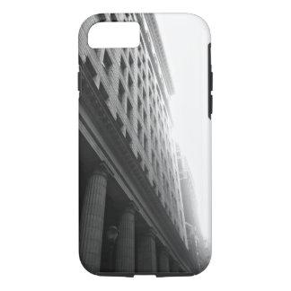 Coque iPhone 8/7 Cas de téléphone de bâtiment de ville