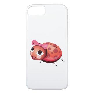"""Coque iPhone 8/7 Cas de téléphone de coccinelle de """"petit de bébé"""