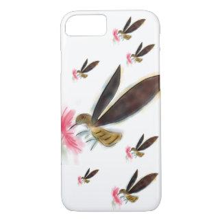 Coque iPhone 8/7 Cas de téléphone de colibri