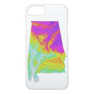 Coque iPhone 8/7 Cas de téléphone de colorant de cravate de