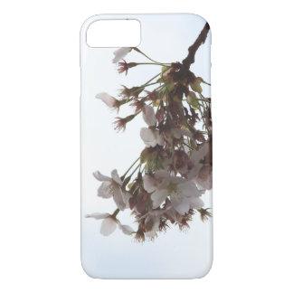 Coque iPhone 8/7 Cas de téléphone de fleurs de cerisier