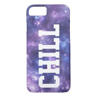 """Coque iPhone 8/7 Cas de téléphone de galaxie de """"froid"""""""