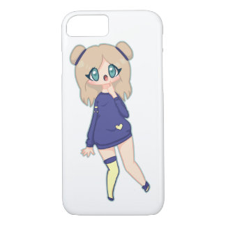 Coque iPhone 8/7 Cas de téléphone de l'iPhone 7 de Luna
