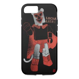Coque iPhone 8/7 Cas de téléphone de Lucha Libre de singe