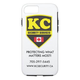 Coque iPhone 8/7 cas de téléphone de services de sécurité de