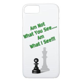 Coque iPhone 8/7 Cas de téléphone d'échecs