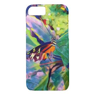 Coque iPhone 8/7 Cas de téléphone d'esprit de papillon