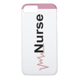 Coque iPhone 8/7 Cas de téléphone d'infirmière