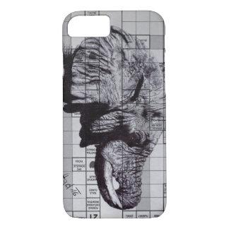 Coque iPhone 8/7 Cas d'éléphant