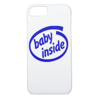 Coque iPhone 8/7 Cas d'intérieur de bébé