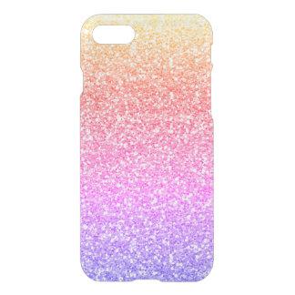 Coque iPhone 8/7 Cas Girly de l'iPhone 7 d'espace libre d'effet de