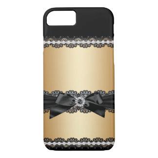 Coque iPhone 8/7 Cas Girly de parties scintillantes de jewell