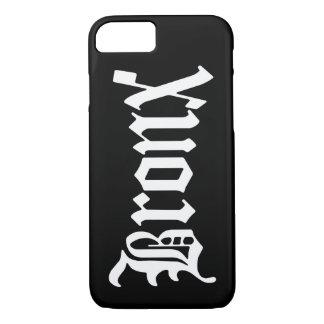 Coque iPhone 8/7 Cas gothique vintage de l'iPhone 7 de Bronx NYC